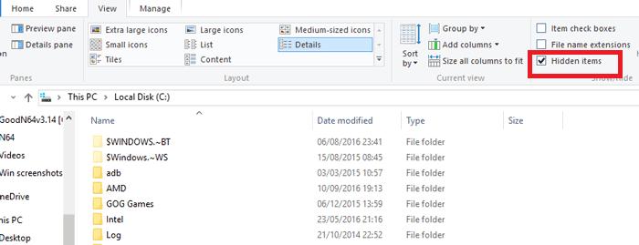 settings-not-working-win10-hidden-items