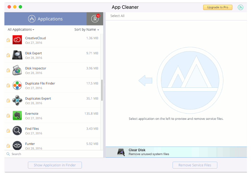 app-cleaner-scan