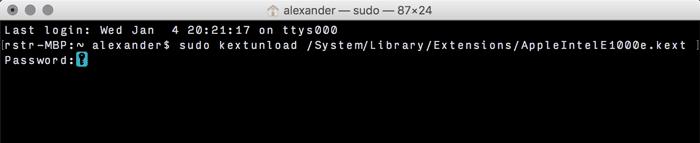 add-remove-kexts-macos-admin-password
