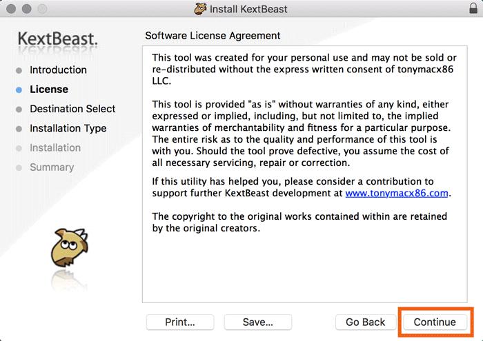 kextbeast-installation-continue