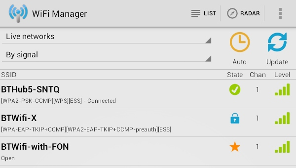 android-wifi-apps-manager