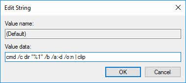 create-file-list-windows-enter-command