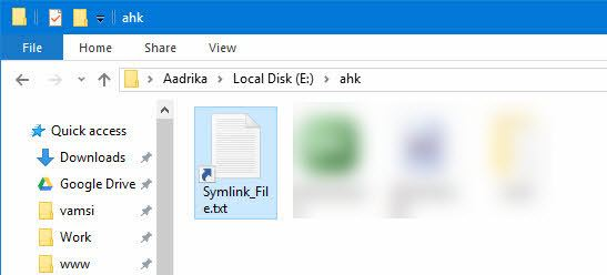 create-symlinks-win10-symlink-for-file-created