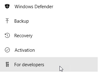 install-appx-files-win10-select-for-developers