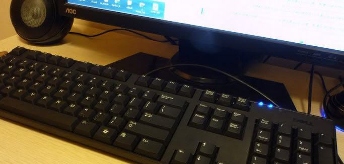 keyboards-for-writers-dell-104-quiet-key