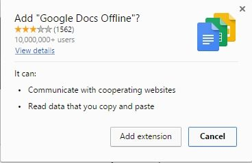 google-docs-offline-extension