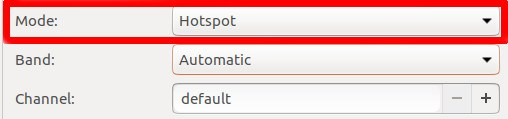 ubuntu-hotspot-mode