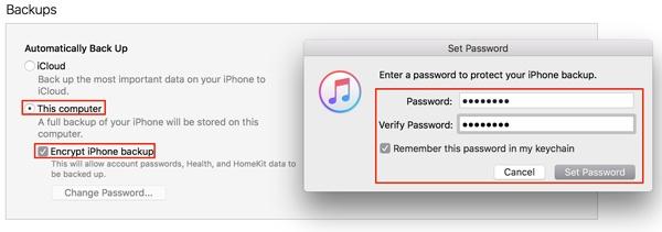 encrypt-ios-mac-itunes-set-password