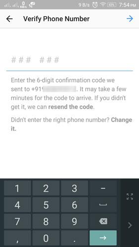 instagram-recieve-confirmation-code