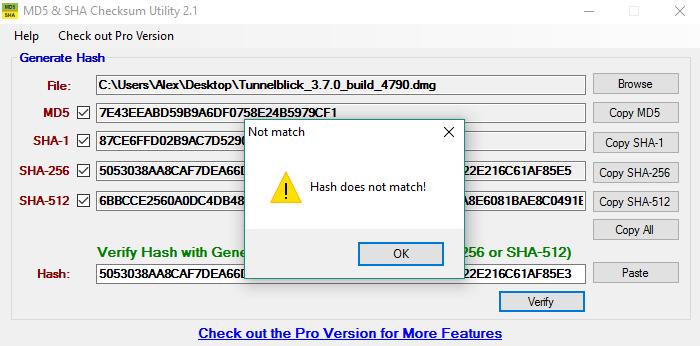 md5-sha-checksum-utility-bad-match