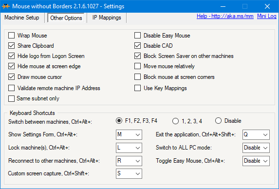 mouse-without-borders-settings-window