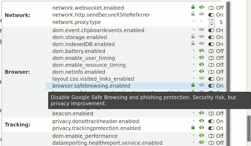 privacy-settings-extension-firefox-mouse-hover-option