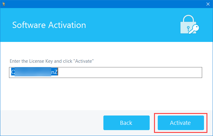 remo-data-recovery-click-activate