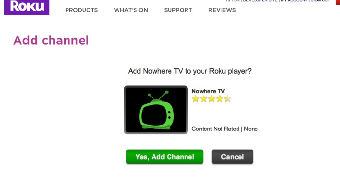roku-private-channel