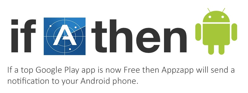 appzapp-ifttt-integration