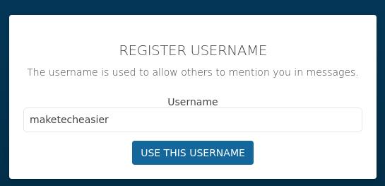 rocket-chat-register-username