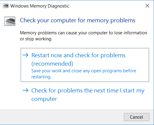 test-ram-health-on-pc-windows-memory-diagnostic