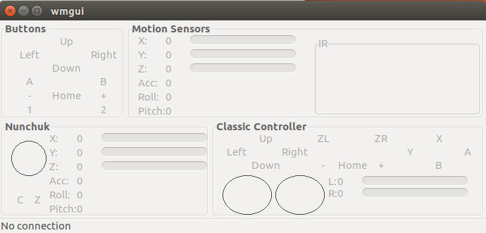 Connect a Wii remote to Ubuntu