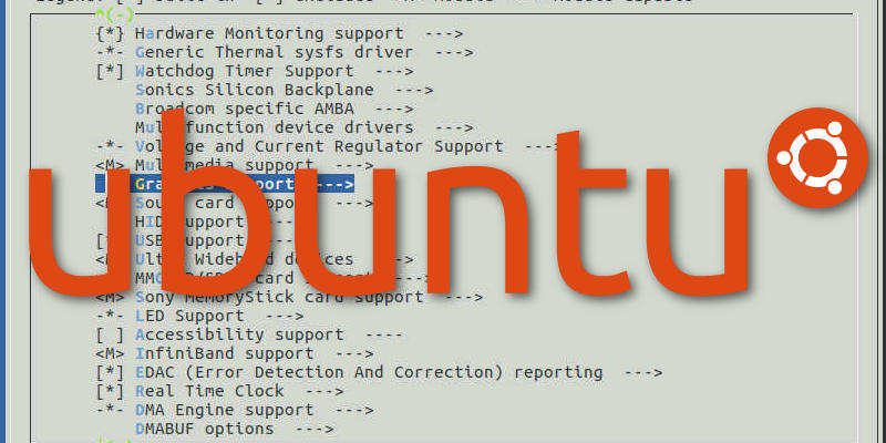 Build a Custom Linux Kernel on Ubuntu