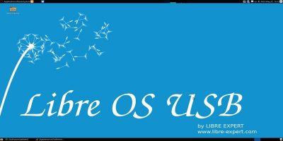 Libre OS USB: An On-the-Go System That Runs From a Flash Drive