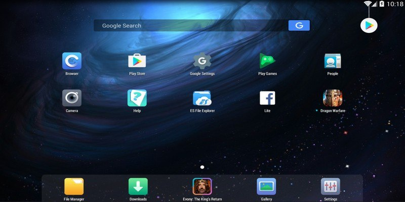 Nox App Player: Android Emulator for Windows and Mac