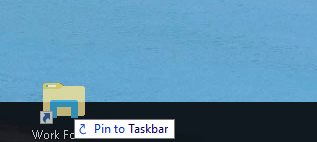 pin-custom-folders-to-taskbar-drag-and-drop-shortcut