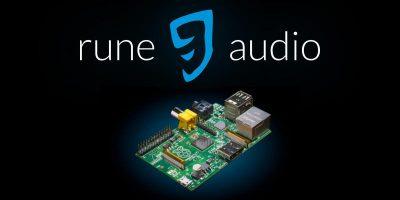 Install RuneAudio on Raspberry Pi