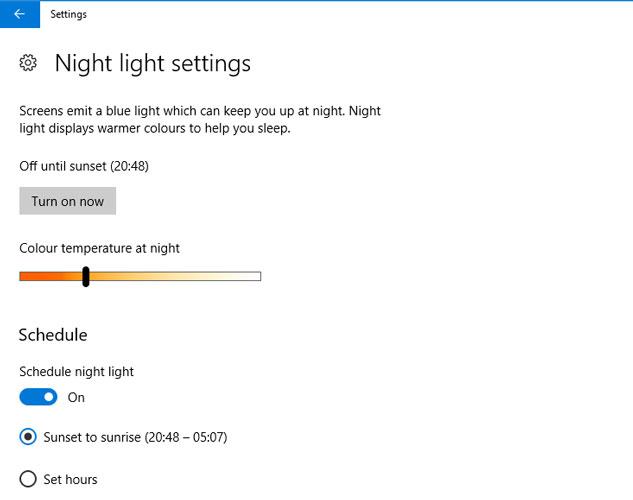 windows-10-creators-update-night-light