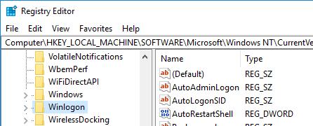 auto-login-windows-navigate-to-key