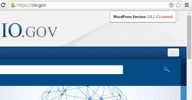 wordpress-chrome-extensions-version-check