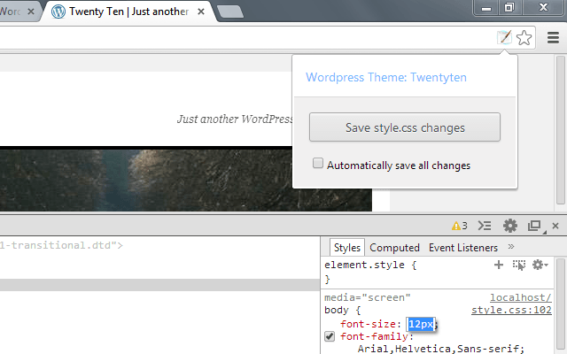 wordpress-chrome-extensions-wordpress-style-editor
