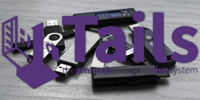 Make A Bootable Tails USB