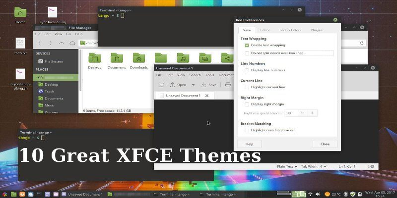 xfce-themes-featured