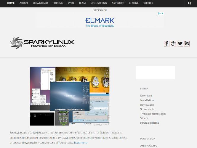best-linux-distros-gaming-03-sparkylinux
