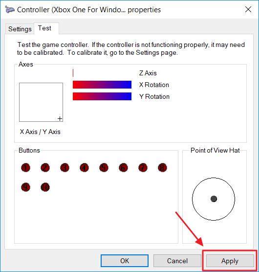 calibrate-game-controller-windows-10-16