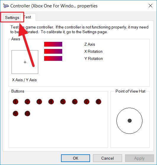 calibrate-game-controller-windows-10-6