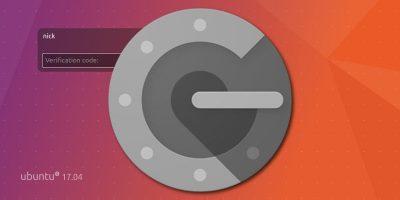 Two Factor Authentication Ubuntu