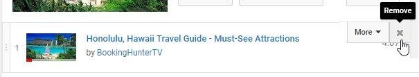 youtube-playlist-remove