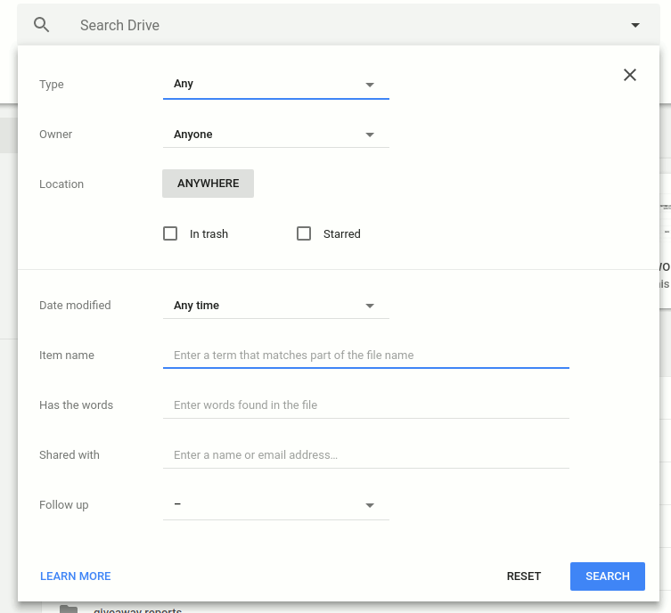 google-drive-more-search-tools