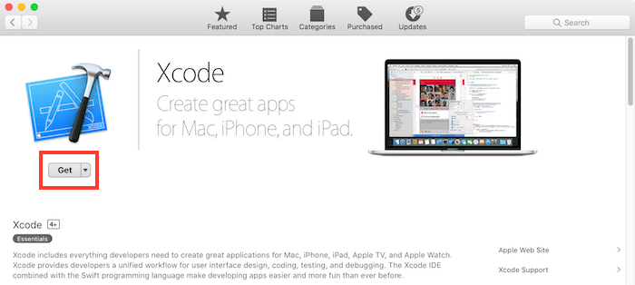 install-linux-apps-mac-macports-xcode