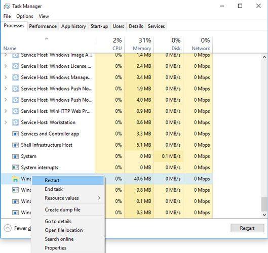 windows-10-start-menu-search-not-working-task-manager