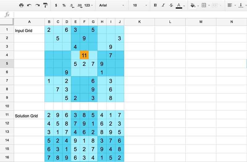 google-sheets-add-ons-sudoku-sheets