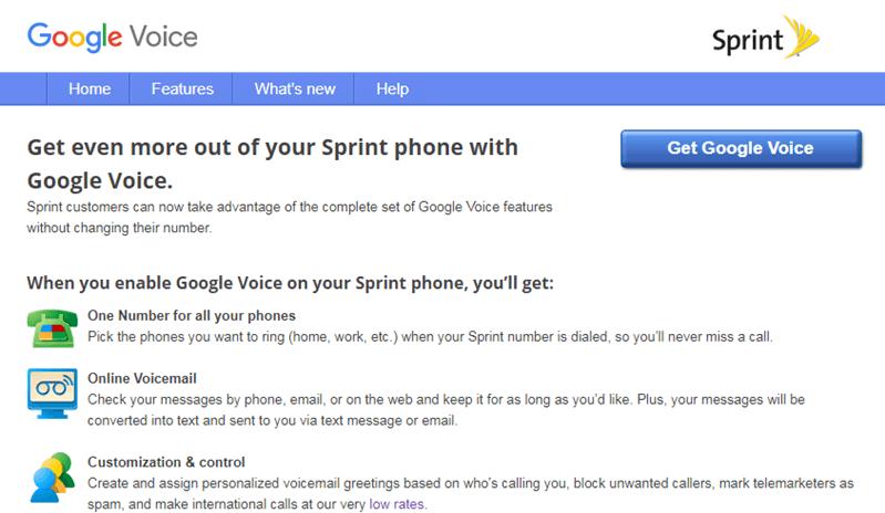 google-voice-number-sprint