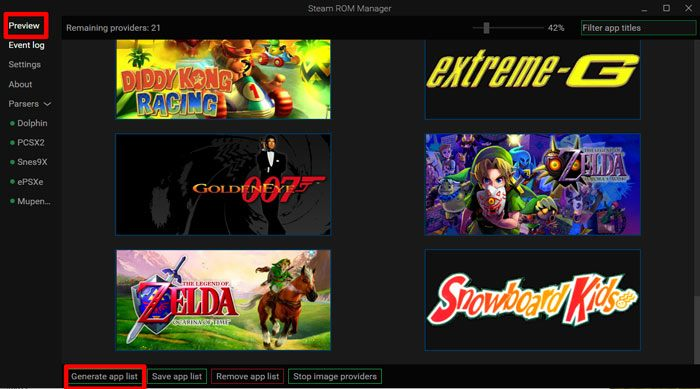 run-emulator-games-through-steam-link-generate-app-list