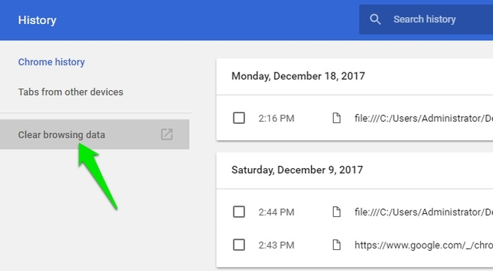 upload-issues-google-drive-clear-browsing-data
