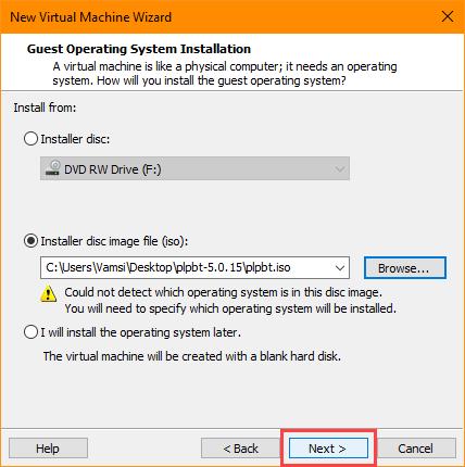usb-boot-vmware-click-next