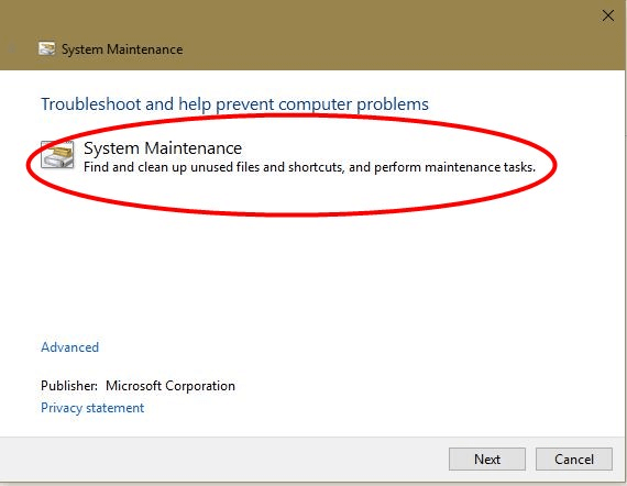 windows-os-run-faster-system-maintenance-troubleshoot