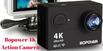 Bopower 4K Action Camera - Review and Giveaway