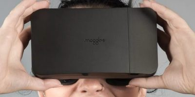 Moggles Portable Mobile VR Goggles - Review and Giveaway