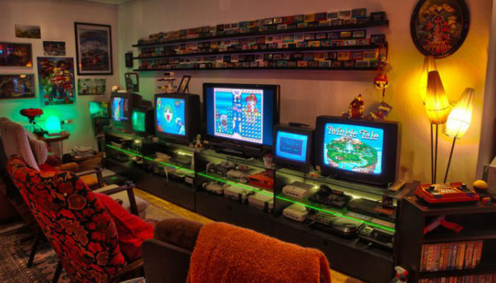 old-console-gameroom